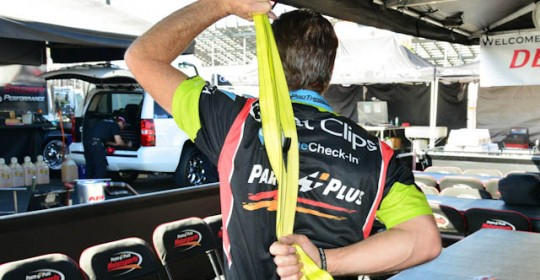 Dr. Surface Provides Advice for Drag Racing Edge